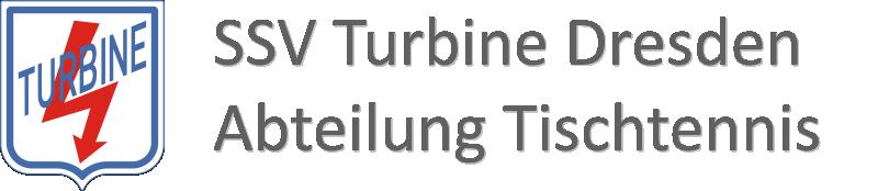 SSV Turbine Dresden - Tischtennis